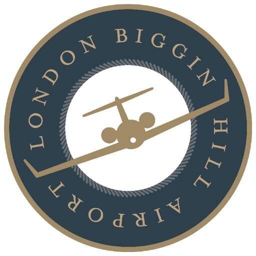 Biggin Hill airport private jet