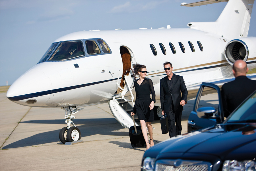 London private jet fleet